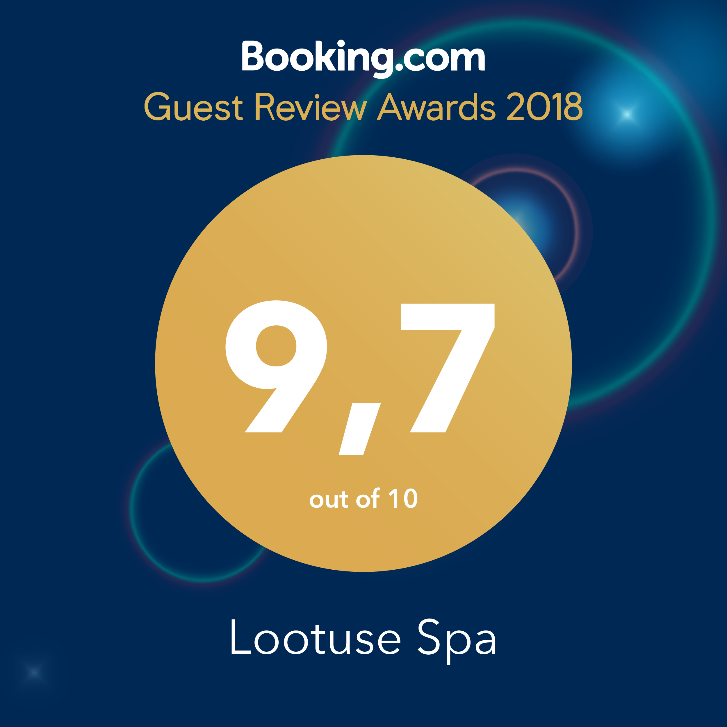 Booking-com Guest Review Awards 2016